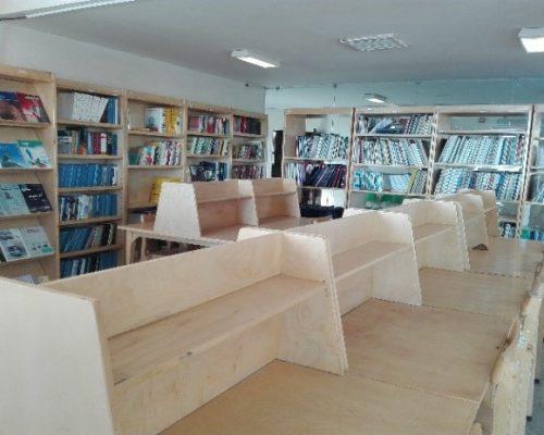 کتابخانه موسسه آریا